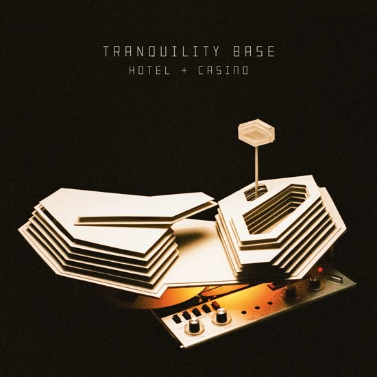 Arctic Monkeys' Tranquility Base Hotel and Casino - Thoughts