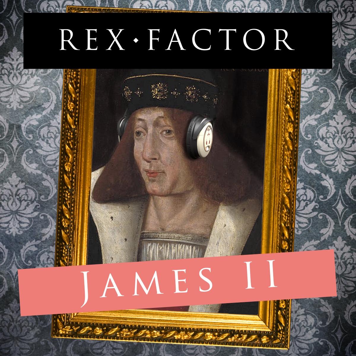 S2.38 James II (of Scots)