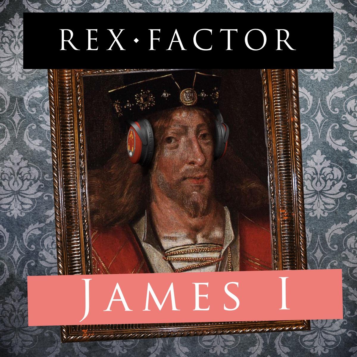 S2.37 James I (of Scots)