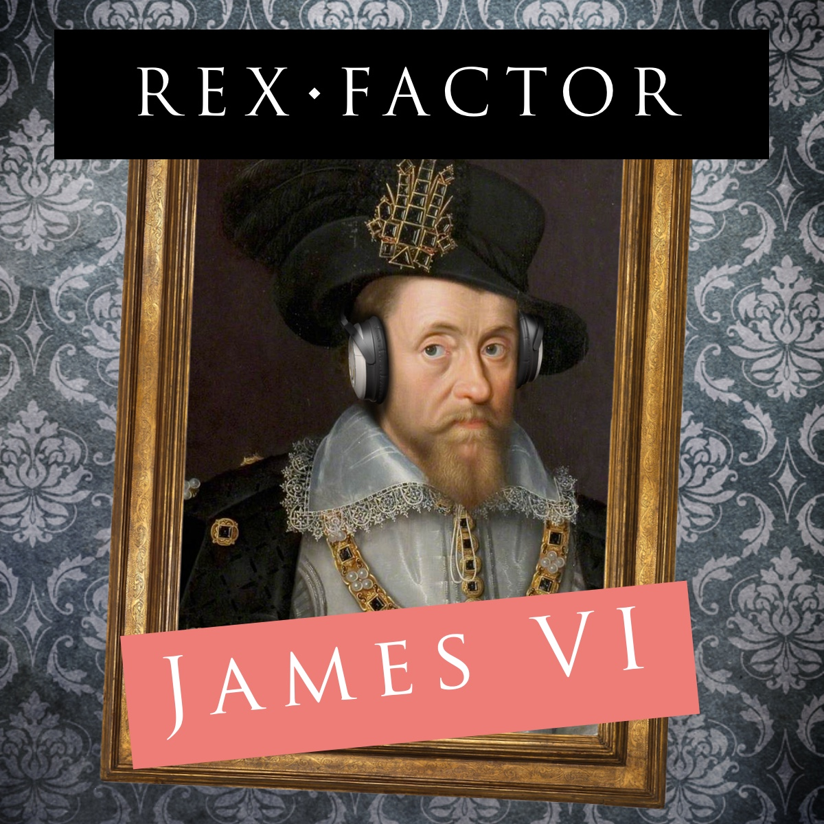 S2.45 James VI (I of England)