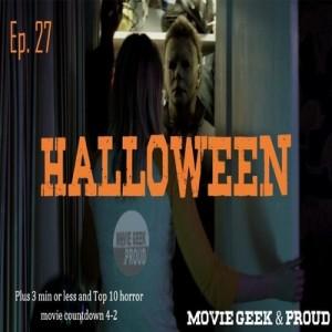 Ep.27: Halloween 2018