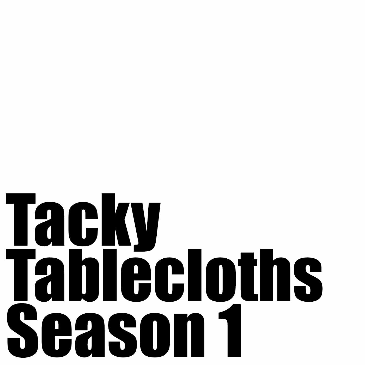 Tacky Tablecloths Episode 6: Solo a Star Wars Story, Letters From ...