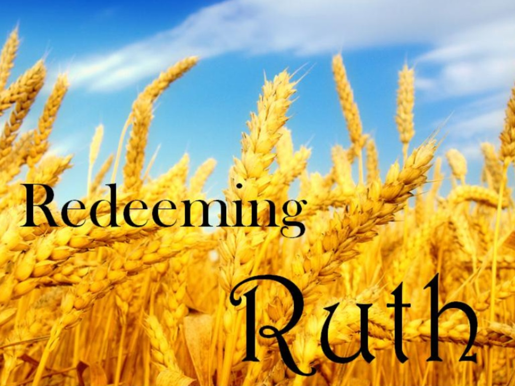 Redeeming Ruth: Chapter 1