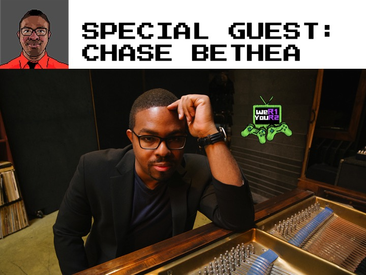 Game Sound Design & Audio Composition with Chase Bethea