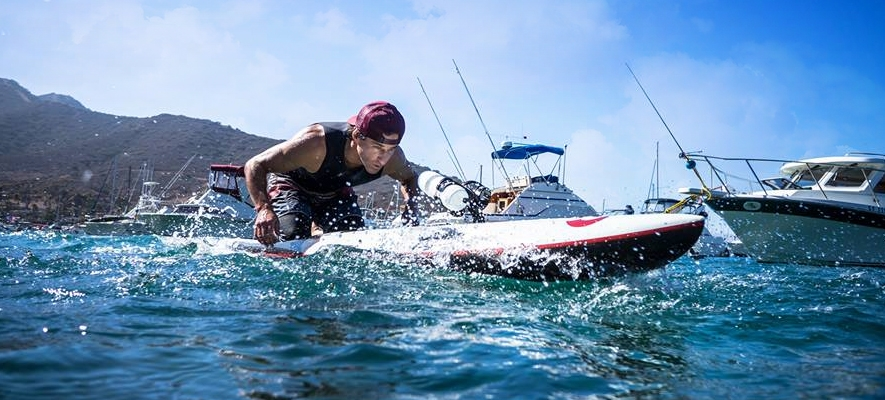 This Ocean Life, Episode 3 - Steve Shlens and 30 Years of Paddle Board Racing