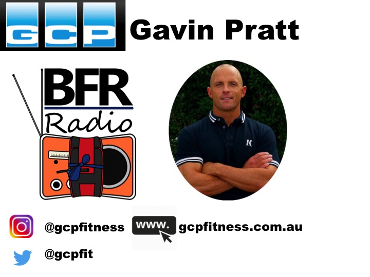 Ep. 3 - Get fit and strong with BFR cycling. (Guest - Gavin Pratt)