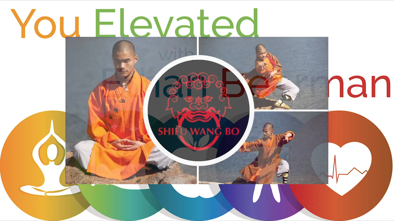 Episode 3 with Shifu Wang Bo