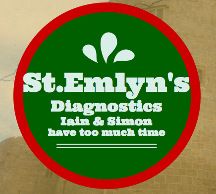 Understanding diagnostics 1. SNout SpIn and Probability. St.Emlyn's
