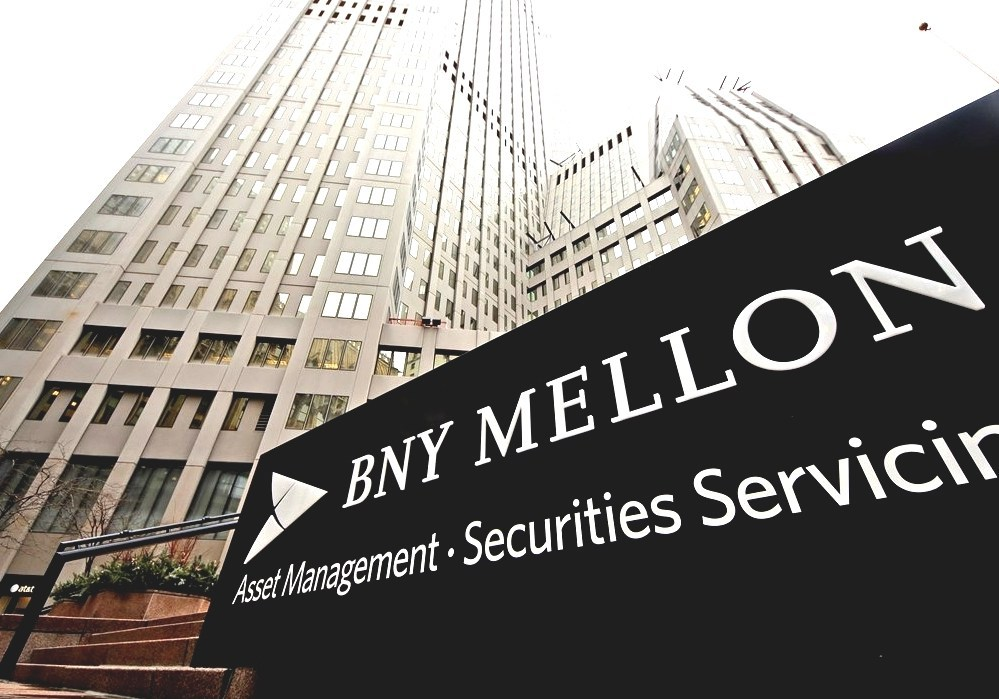 Bank of New York Mellon - The biggest custodian bank in the world