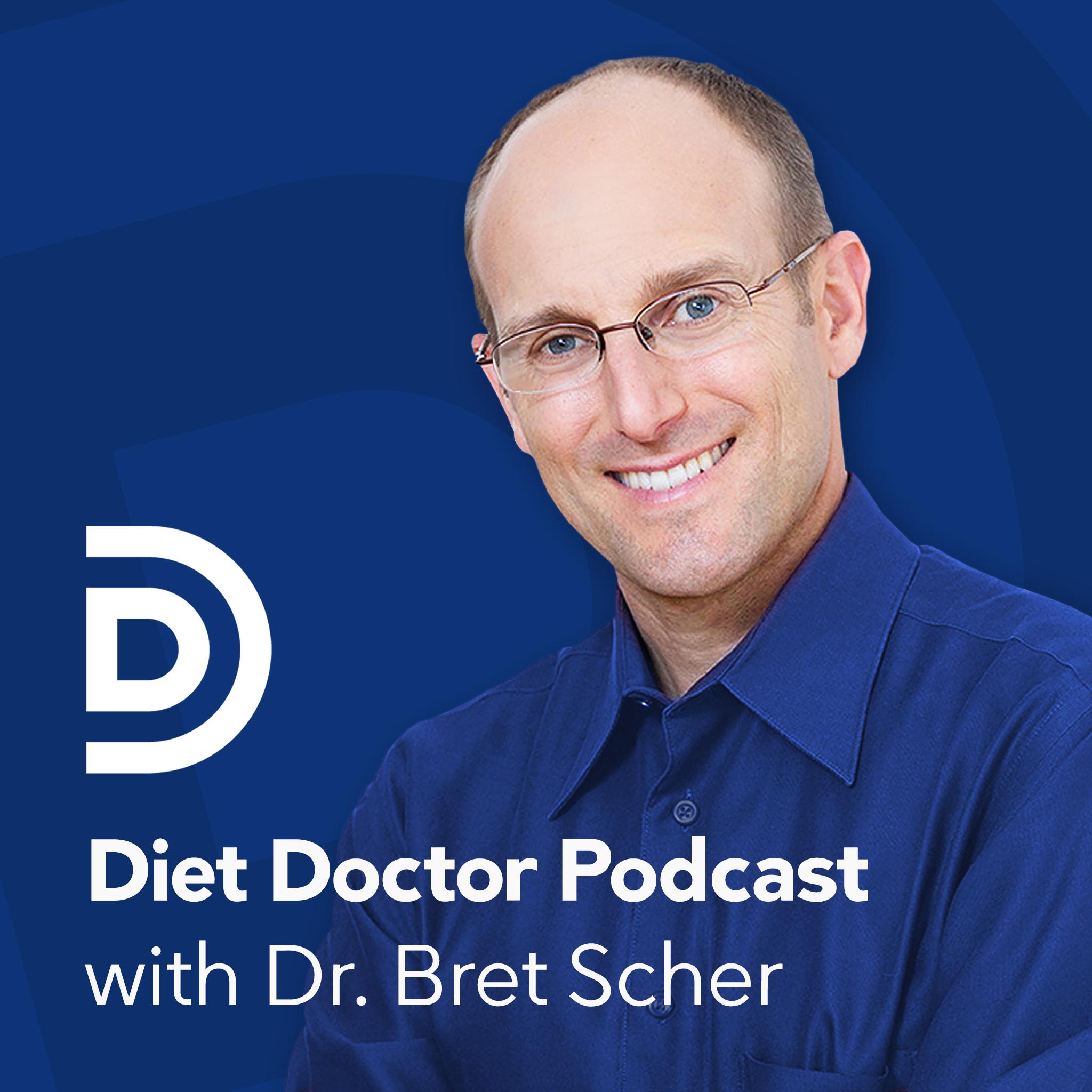 Diet Doctor Podcast #8 — Dave Feldman — Diet Doctor