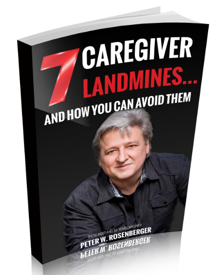 The SEVENTH of 7 Caregiver Landmines