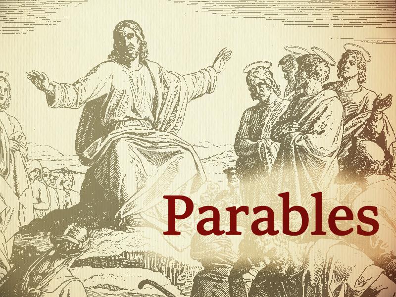 Parables - The Good Samaritan