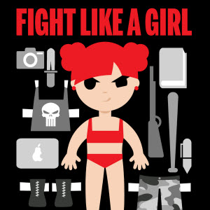 Fight Like A Girl - The Panel