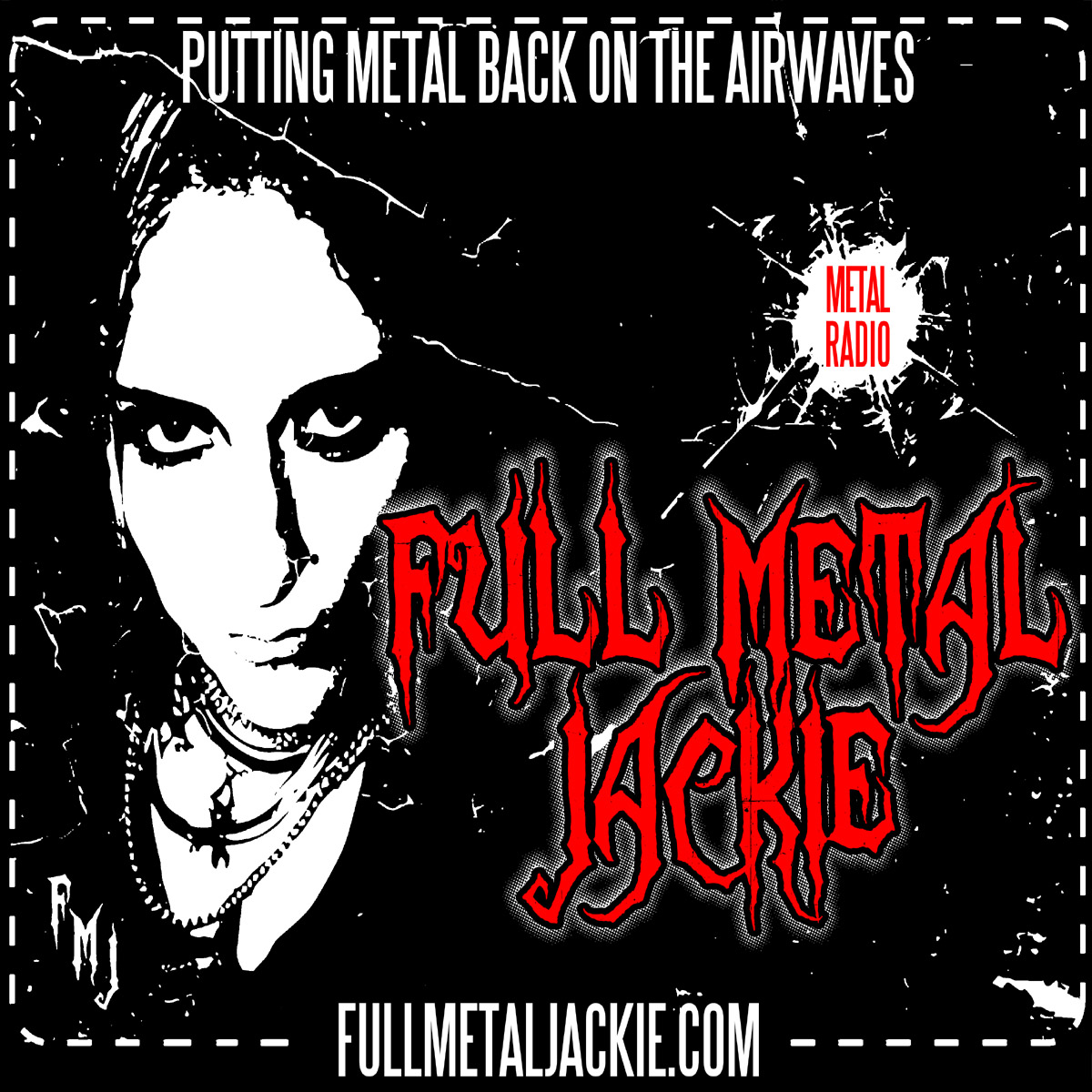 Tom Gabriel Warrior of Triptykon on Full Metal Jackie Radio