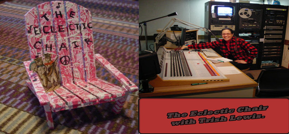 The Eclectic Chair Podcast #31 with Trish Lewis