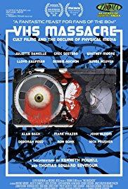 Episode #240: VHS Massacre Documentary Updates!