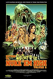 Episode #239: Return to Nuke 'Em High Volume 2 at the Museum of Moving Image!