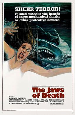 Episode # 241: A look back at our William Grefe Interview (Director of Jaws of Death and Death Curse of Tartu)