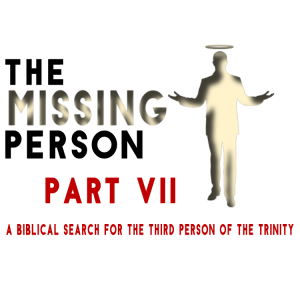 """The Missing Person: Part VII - Walking in the Spirit"" w/ Pastor Michael Hughes"