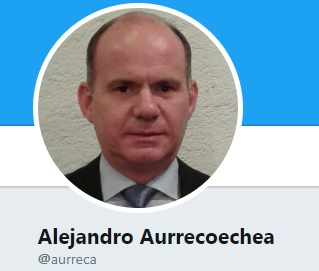 Alejandro Aurrecochea from Integralia. Few days before the elections in Mexico
