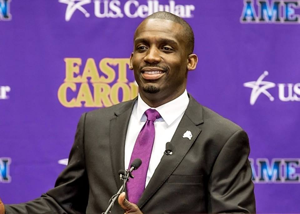 American Athletic Conference SPOTLIGHT: Dan Tortora with Scottie Montgomery, East Carolina Pirates' Head Coach (Part 2)