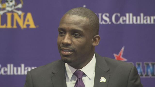 American Athletic Conference SPOTLIGHT: Dan Tortora with Scottie Montgomery, East Carolina Pirates' Head Coach (Part 1)
