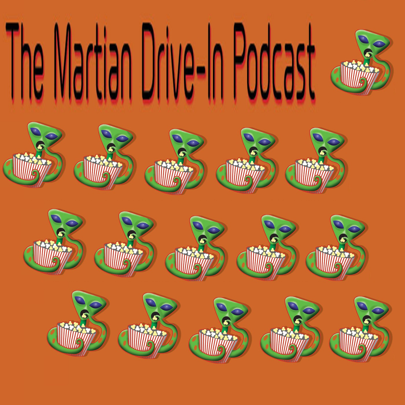 Martian Drive-In Podcast 102 - The Expanse