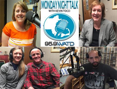 Monday Night Talk's April 3, 2017 Radio Program