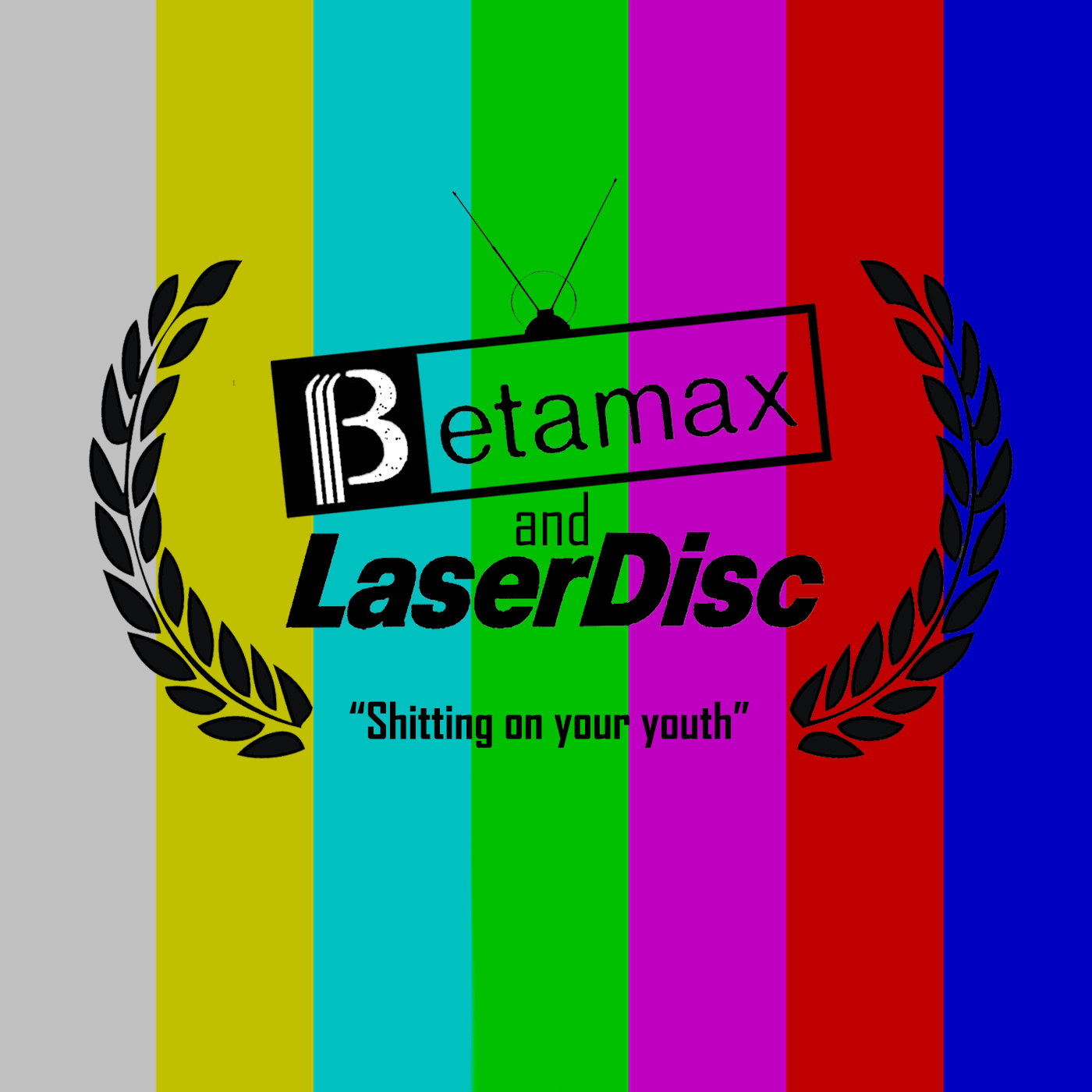 Betamax & Laserdisc #9 | The Television & Film Podcast from The Unheard Nerd