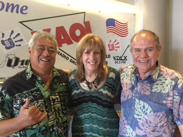 A talk with George Kahumoku and Billy Yamaguchi