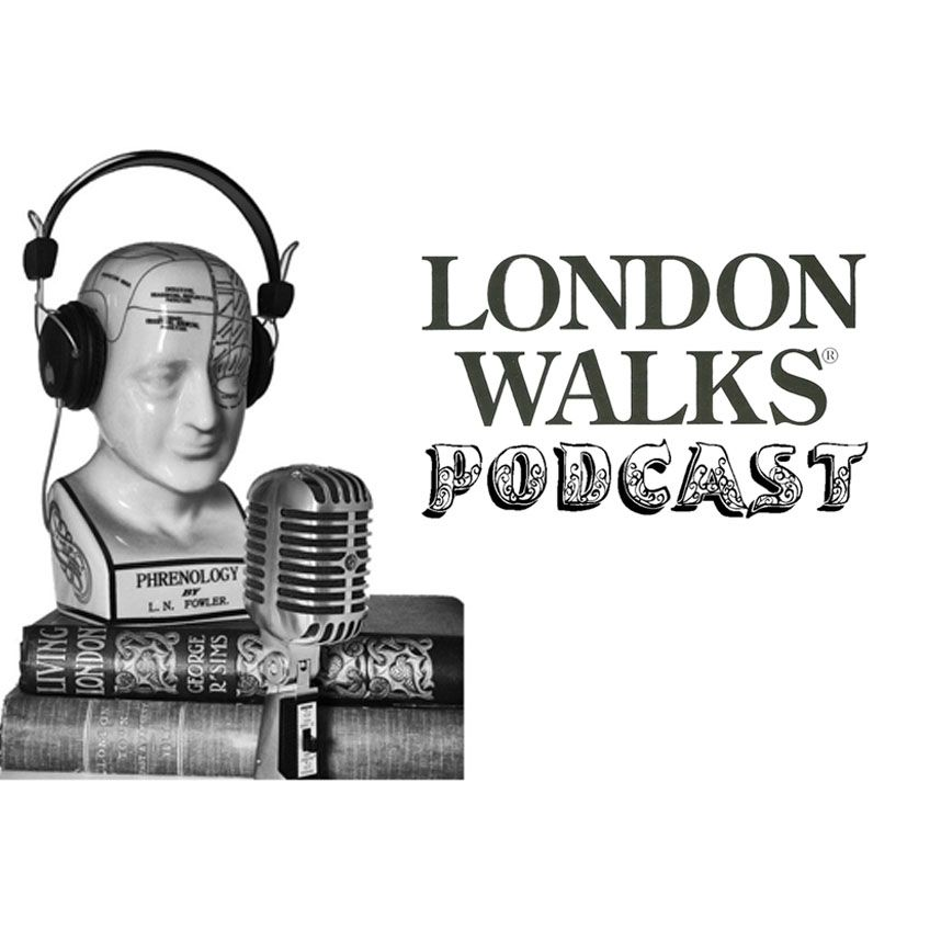 The London Walks Podcast No.31: Literary London PART TWO