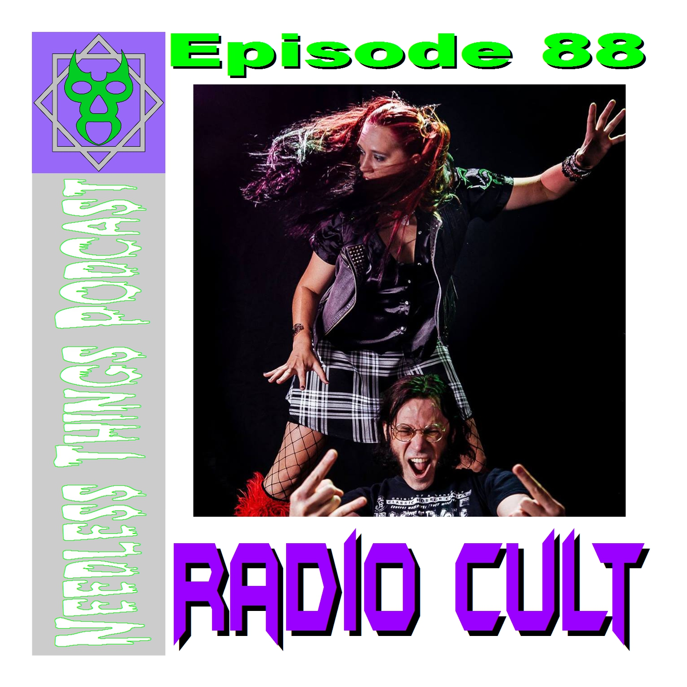 Needless Things Podcast 88 – Radio Cult!