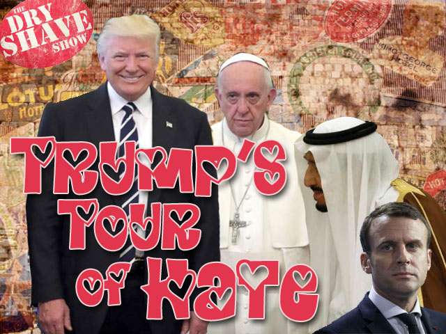 110: Trump's Tour of Hate
