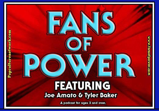 Fans of Power Episode 52 - Halloween!!!