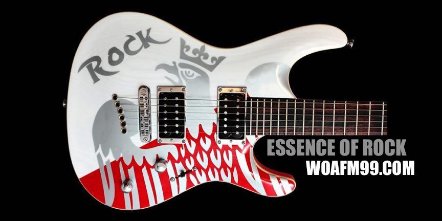 The Essence of Rock Episode - WOAFM99 Radio Show (Season 12 / Episode 3)