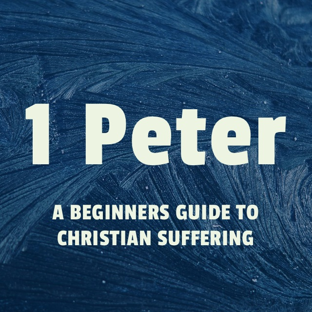 1 Peter Wk3 20180701 Early Ten30 & 5pm churches