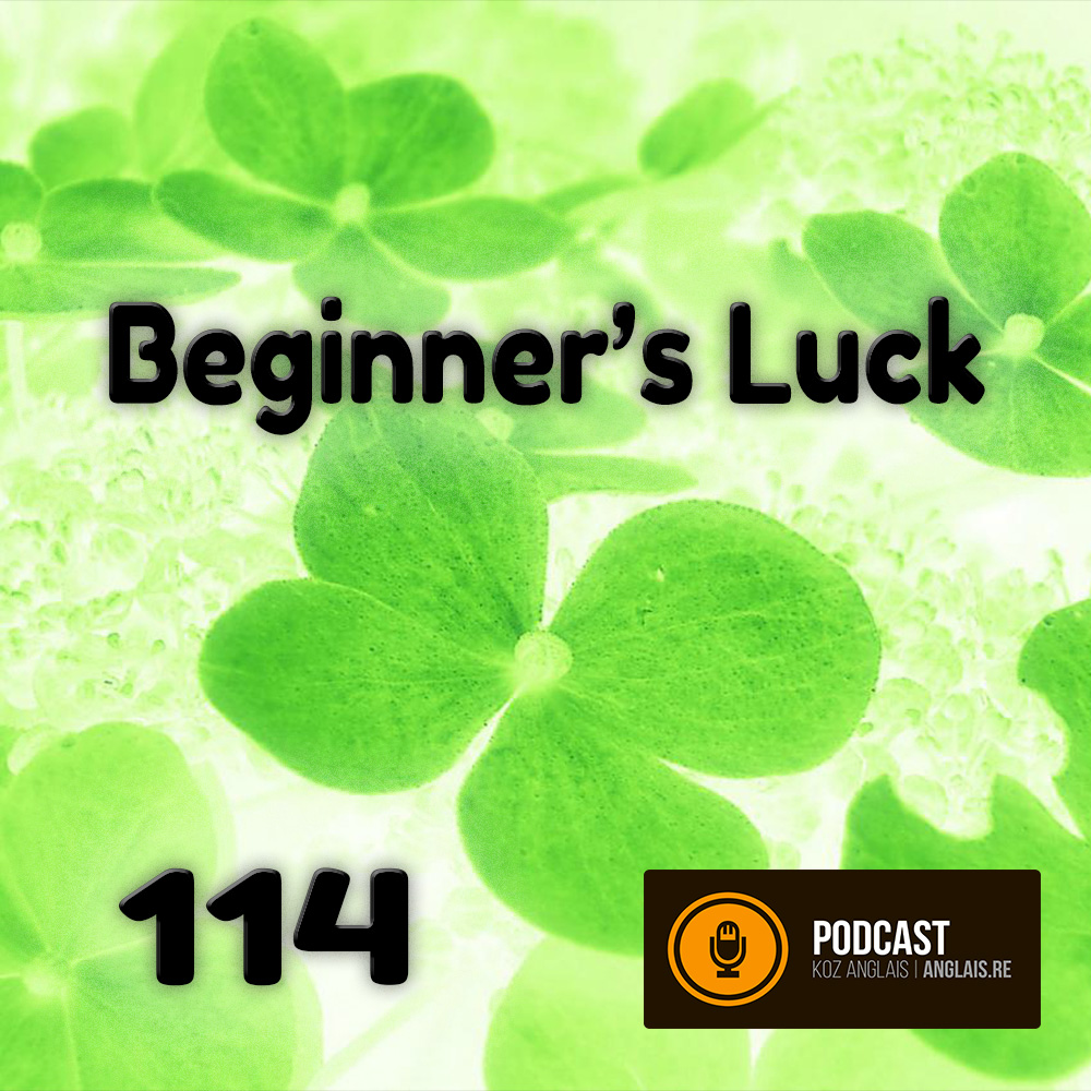 114 - Beginner's Luck - Vocabulary