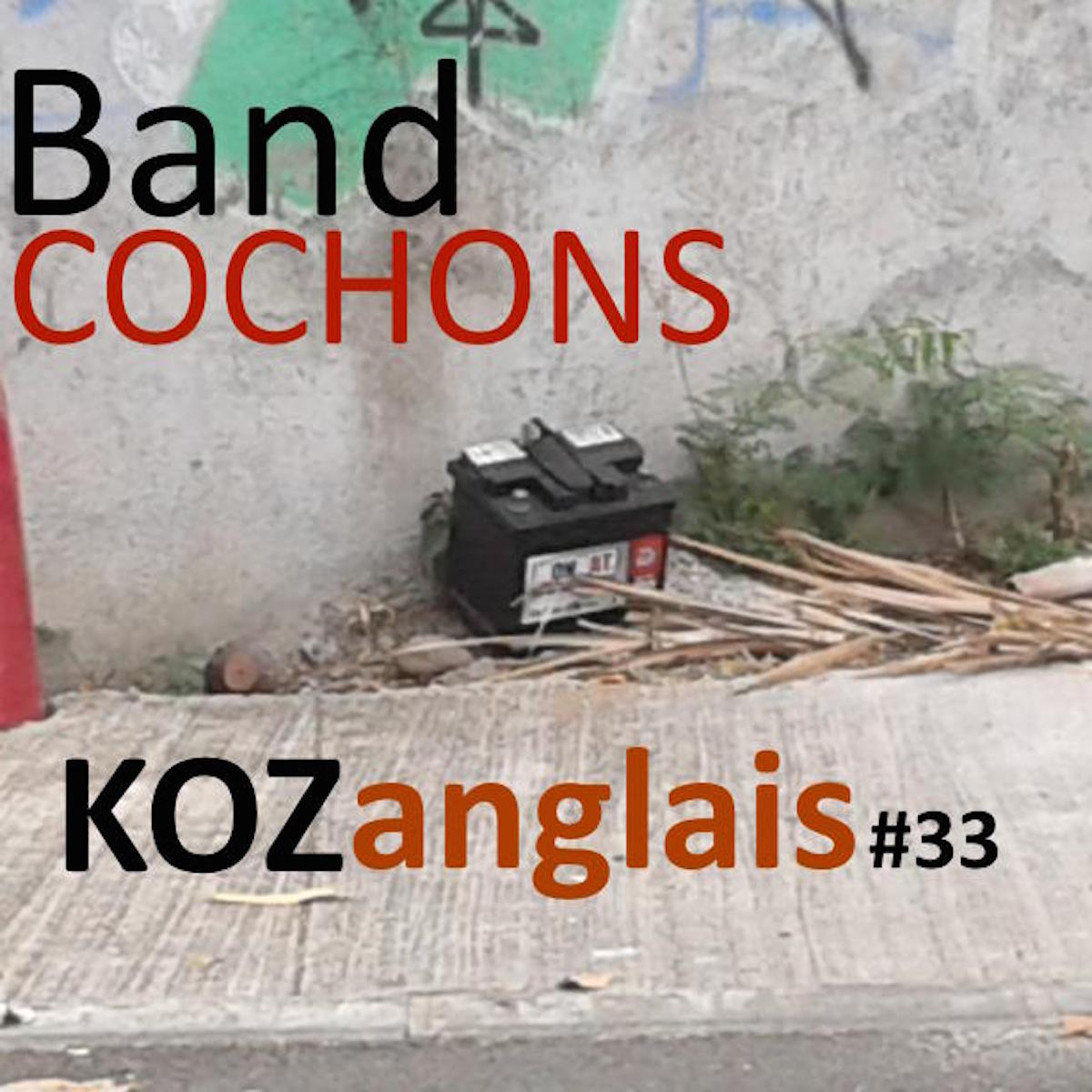 33 - Band Cochons - Vocabulary