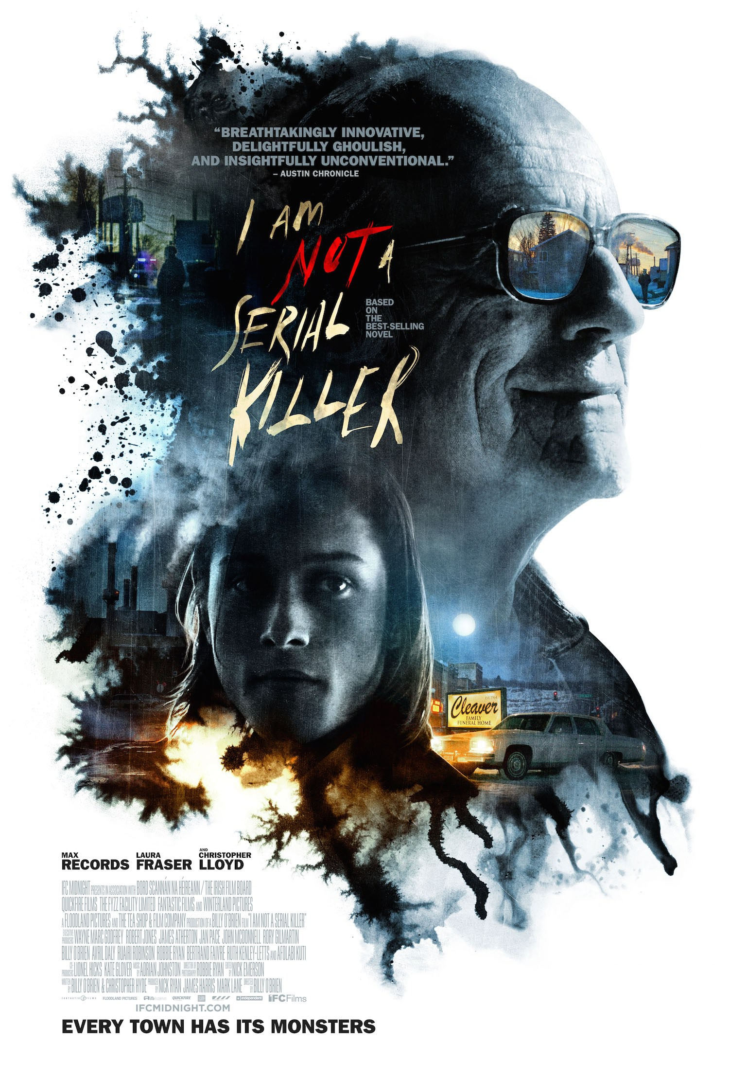 Scannain Talks - I Am Not A Serial Killer with director Billy O'Brien