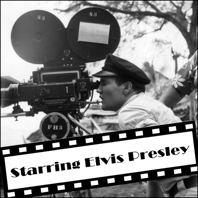 Starring Elvis Presley - Girl Happy