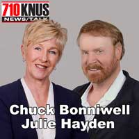 Chuck & Julie - Oct 3, 2018 - Hr 1