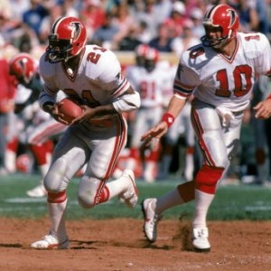 Lynn Cain, former USC & Falcons FB shares his stories and insights on Thursday Night Tailgate NFL Podcast
