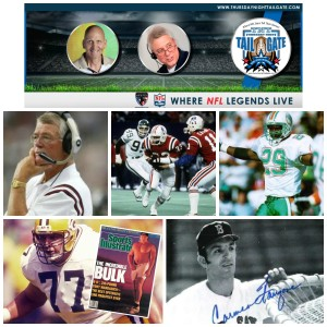 Dan Reeves, Tony Collins, Liffort Hobley, Tony Mandarich, & Carmen Fanzone Join Us on Thursday Night Tailgate NFL Podcast