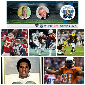 Eddie Kennison, Tony Collins, Jeff Reed, Burgess Owens, & Dante Marsh Join Us on Thursday Night Tailgate NFL Podcast