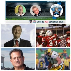 Thursday Night Tailgate, Where NFL Legends Live On - Magazine cover