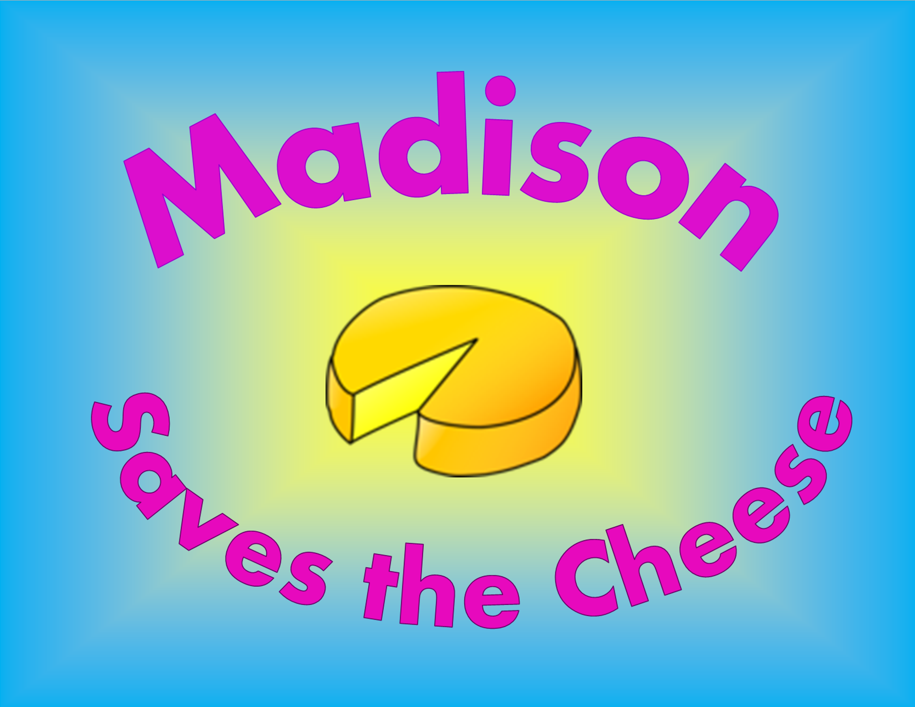 G33kpod Presents: Madison Saves the Cheese Episode 1: It's Just so Amazing!