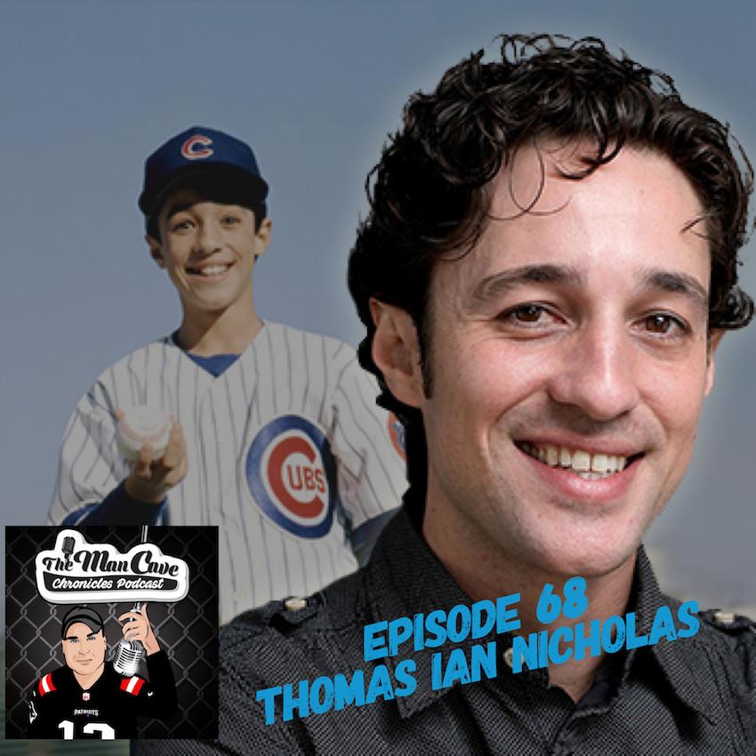 "Episode 68 Thomas Ian Nicholas ""Rookie of The Year"" ""American Pie"""