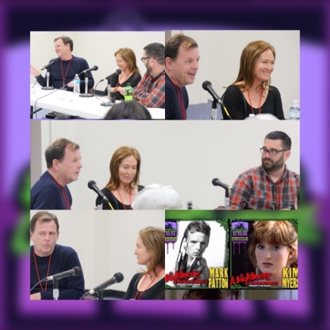 THP #142 Mark Patton and Kim Myers (SCC Oct 2017)