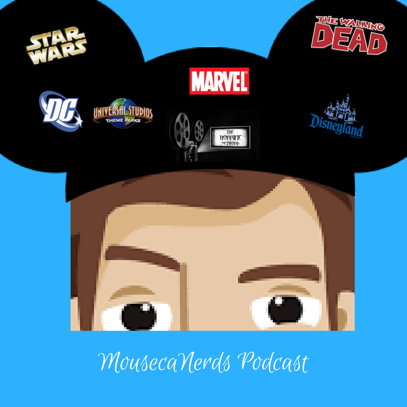 MousecaNerds #11 Solo Reaction and Star Wars Land Map Reveal