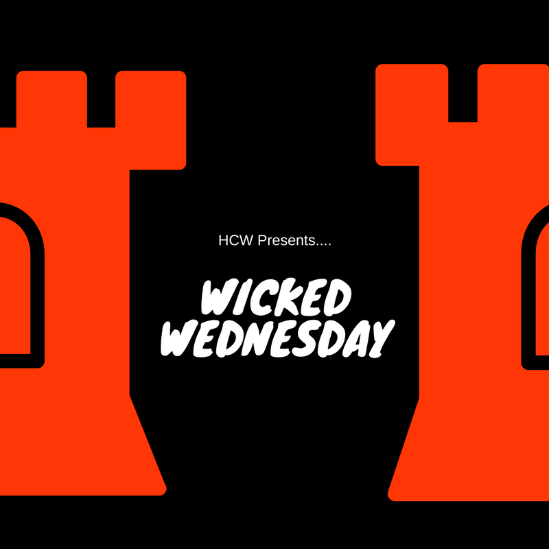 Wicked Weds #1 Featuring Deadpool vs Kevin Owens